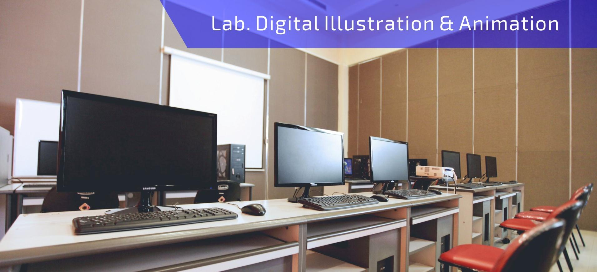 Lab. Digital Illustration & Animation